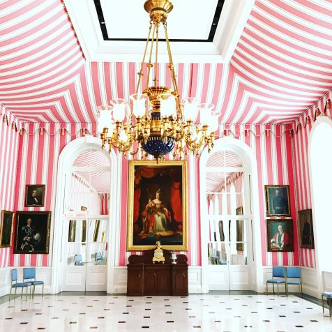 Rideau Hall: The Tent Room
