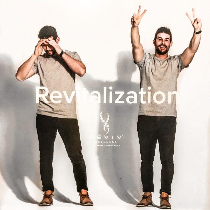 REVIV ME - Revitalization