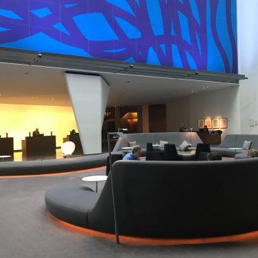 Conrad NYC - Lobby Seating