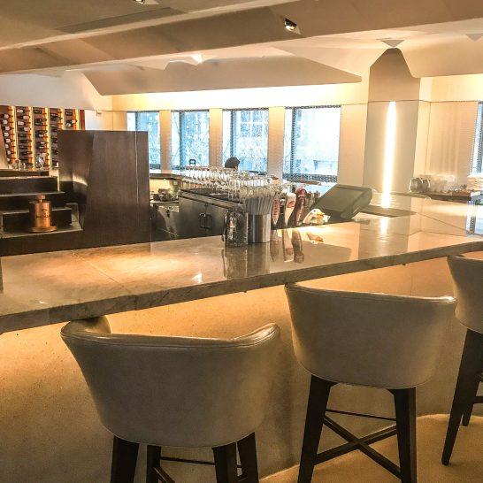 Conrad New York - ATRIO Wine Bar & Restaurant - Interior