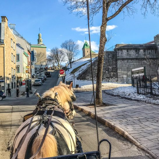 Caleches Quebec - Old Quebec City - Carriage Tour