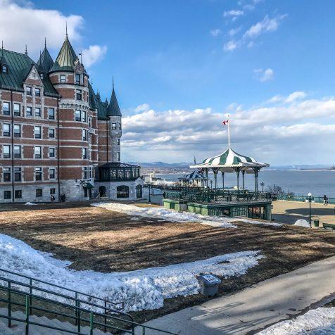 Fairmont Le Chateau Frontenac - Quebec City - Building