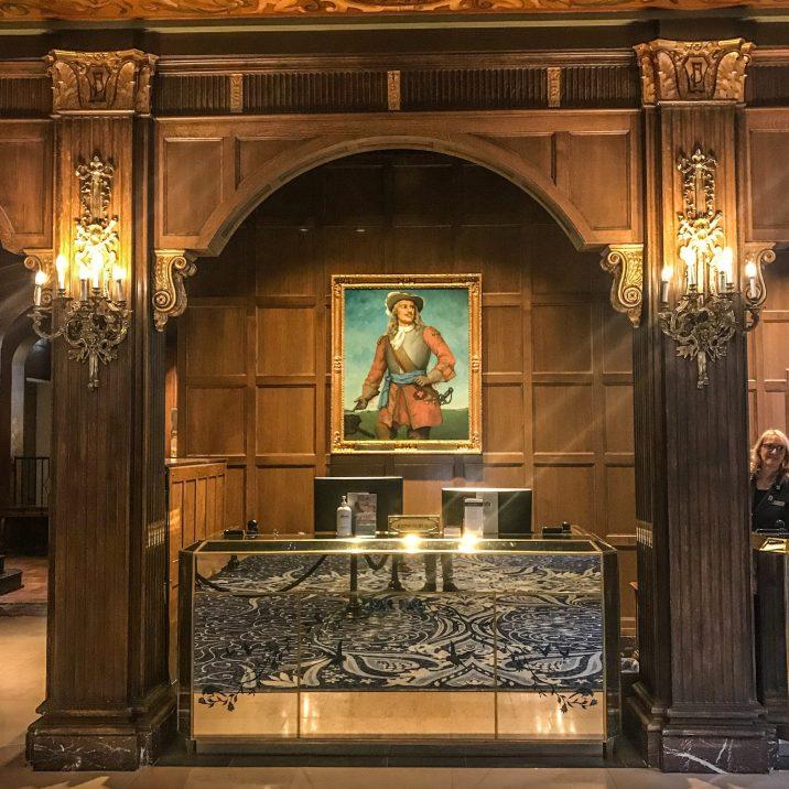 Fairmont Le Chateau Frontenac - Quebec City - Lobby