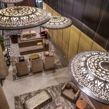 Just Sultan - Hotel X - Birthday Celebration - Lobby Seating