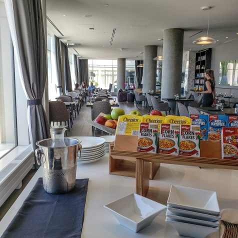 Just Sultan - Hotel X - Breakfast