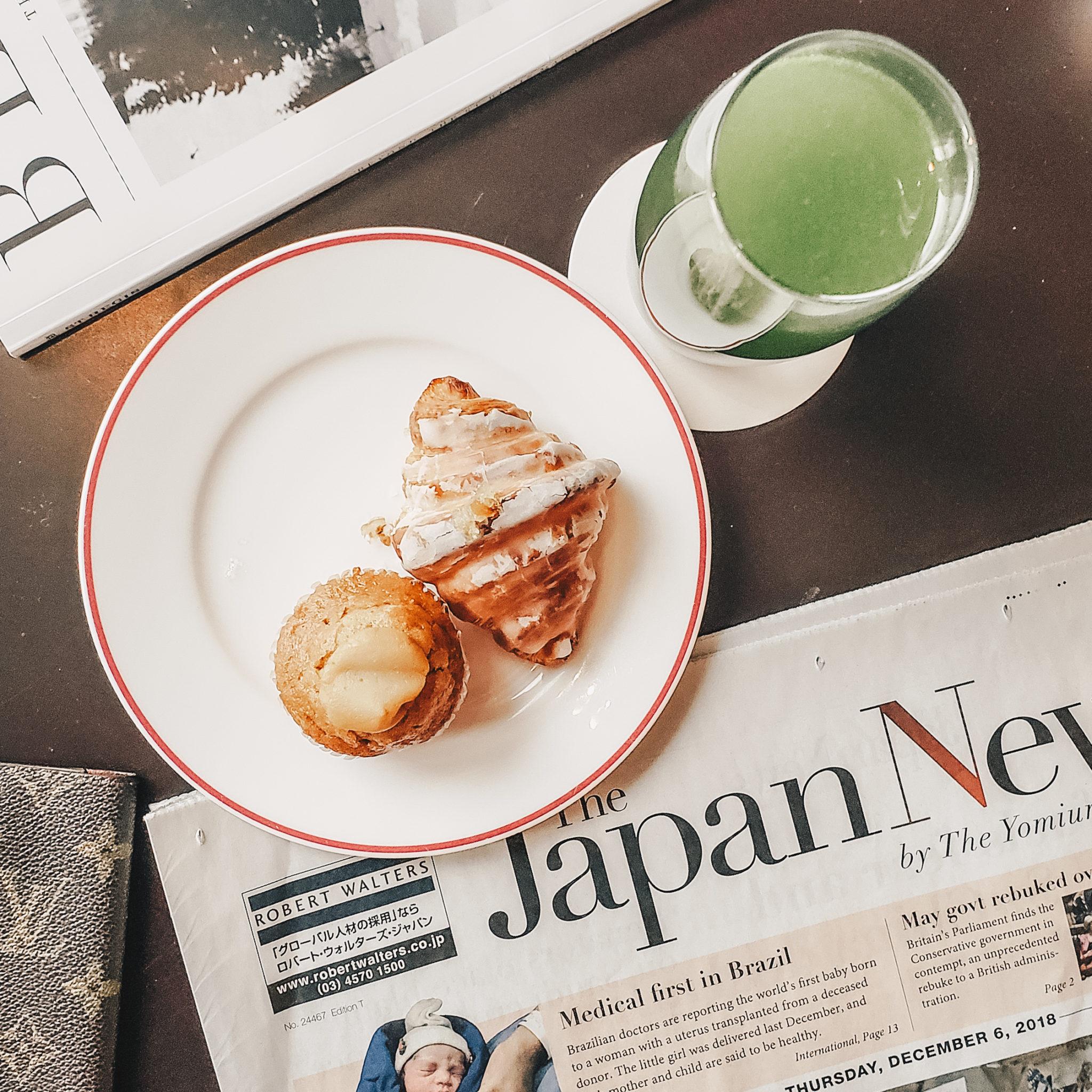 St. Regis Osaka - Butler Service - Breakfast