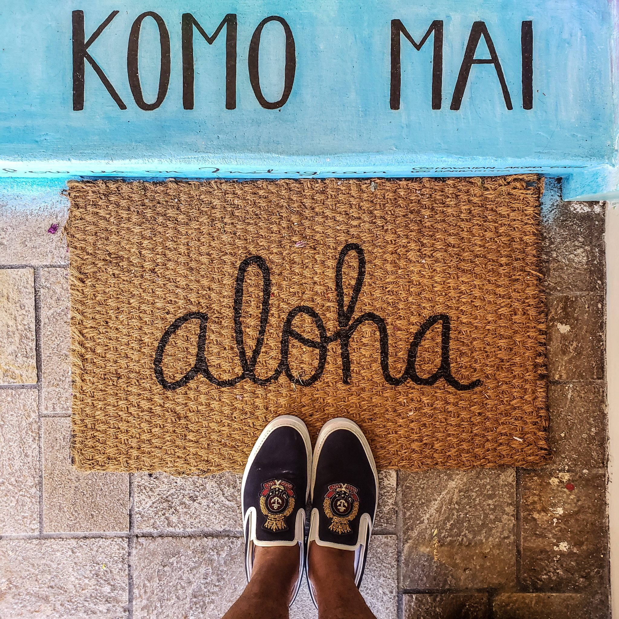 Aloha - Hawaii - Oahu - Honolulu - Waikiki