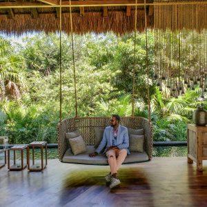 Chable Maroma Resort - Quintana Roo - Playa Del Carmen - Playa Maroma - Lobby Entrance