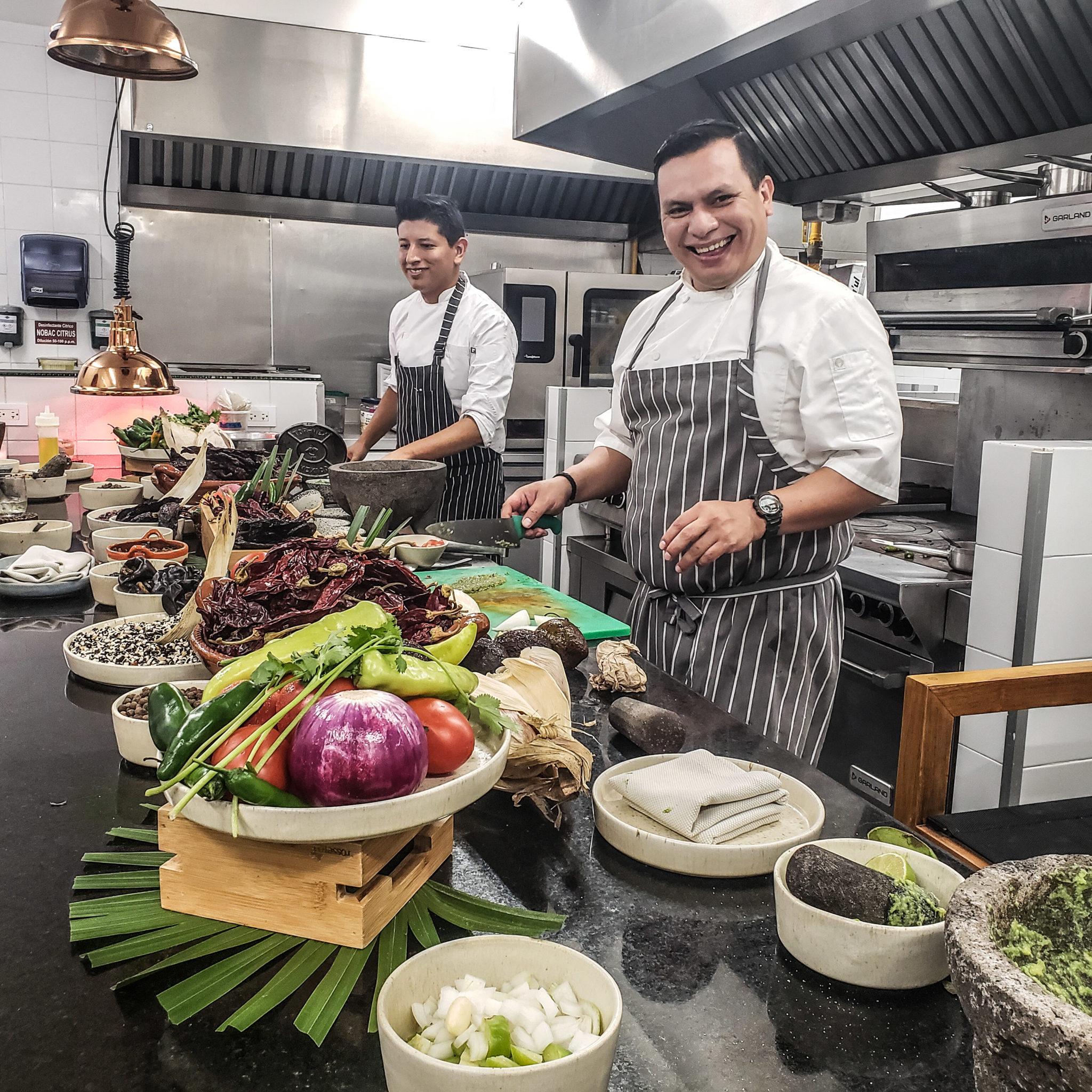 Chable Maroma Resort - Quintana Roo - Playa Del Carmen - Playa Maroma - Cooking Class