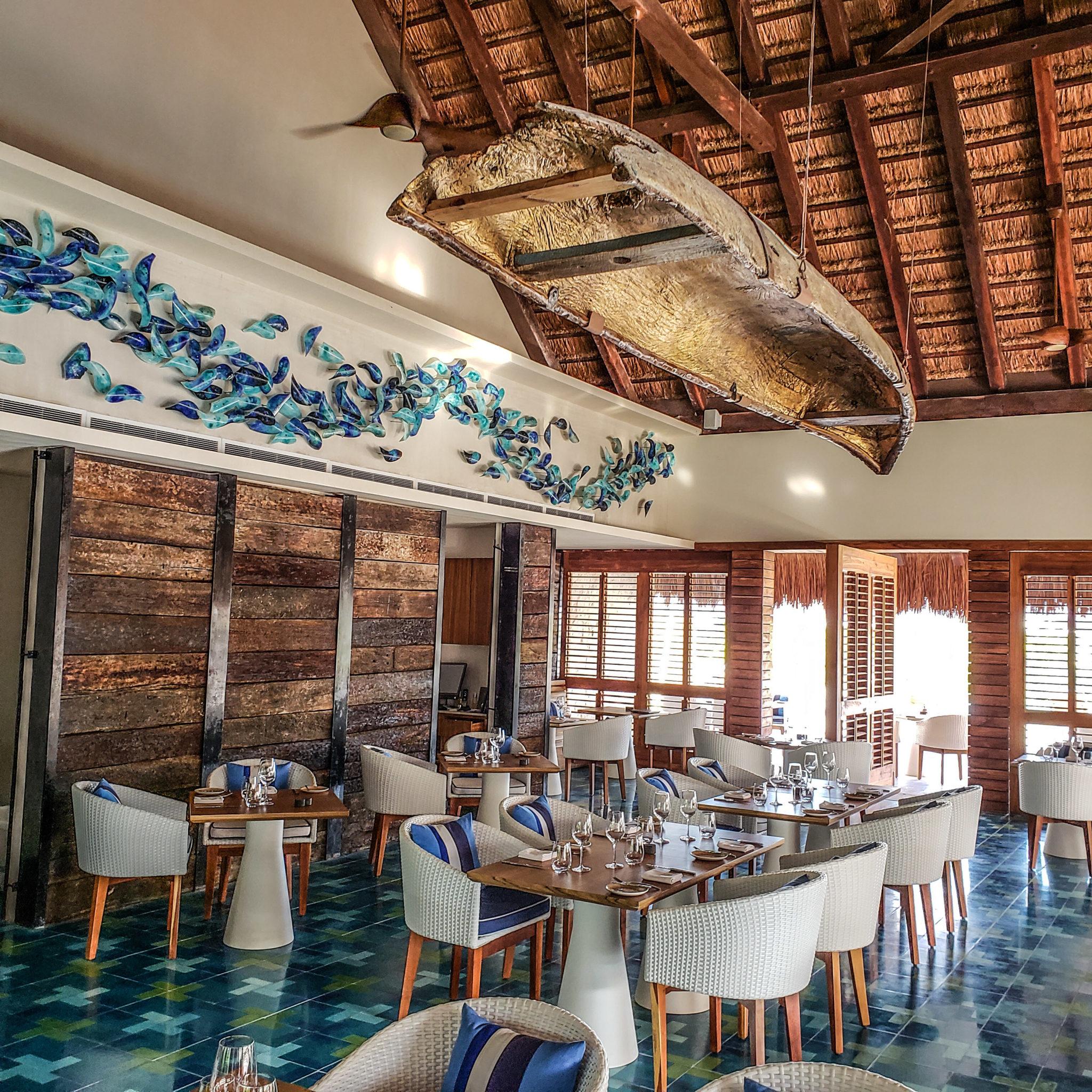 Chable Maroma Resort - Quintana Roo - Playa Del Carmen - Playa Maroma - Restaurant