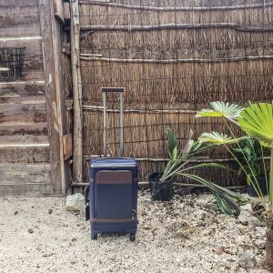 Acacia Jungle Bungalows Tulum - Rustic Handmade Fence