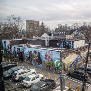 Annex Hotel - The Annex Toronto - Boutique Hotel - Room - Views