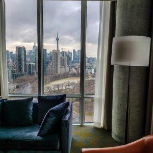 Hotel X Toronto - Luxury Resort - Room View