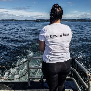 Visit Port Hardy - Vancouver Island North - Explore Canada - Hello British Columbia - Kwa'lilas Hotel - Indigenous travel - indigenous tourism bc - K'awat'si tours.- guide