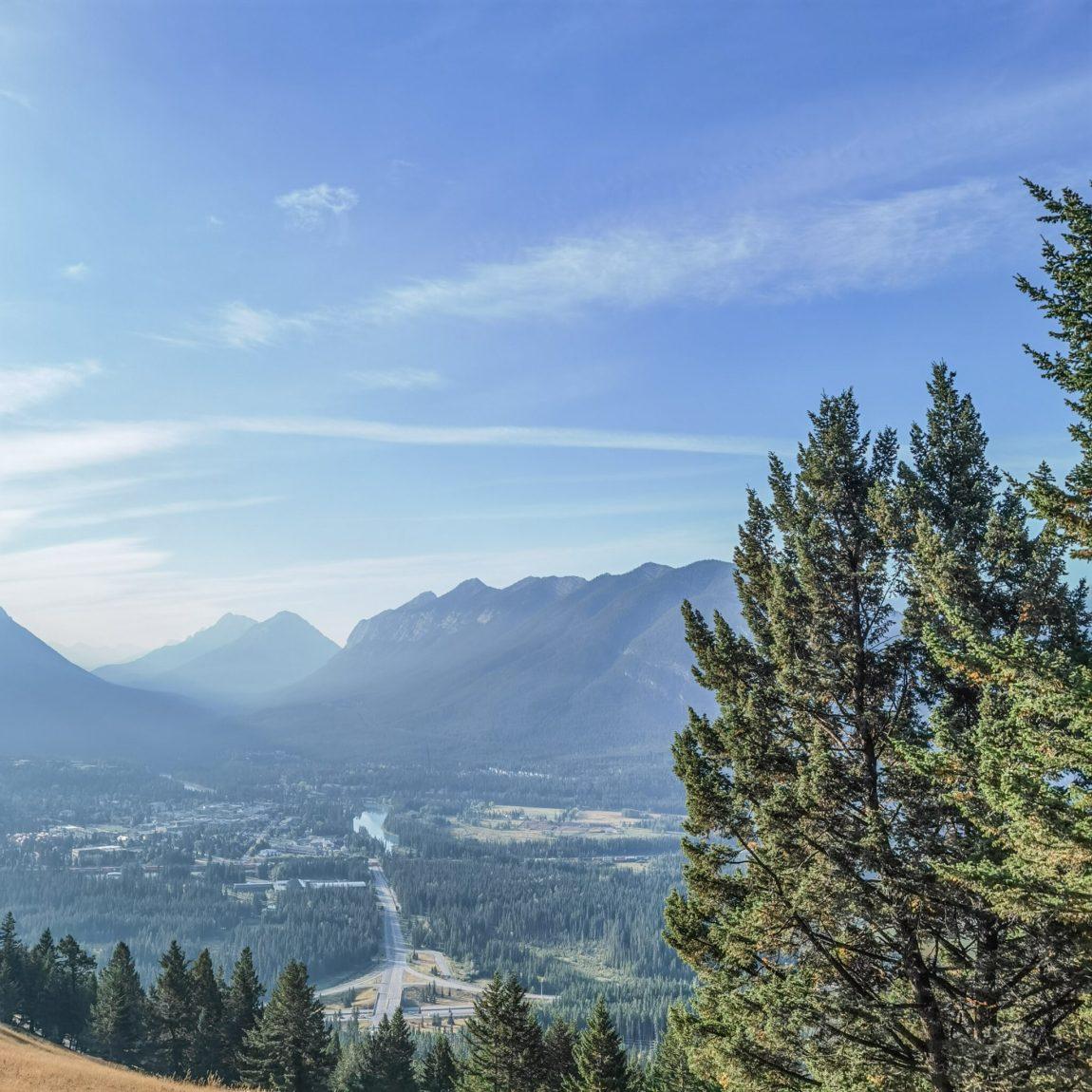 Mount Royal Hotel - Pursuit - Banff - Canadian Rockies - Open Top Touring - Views