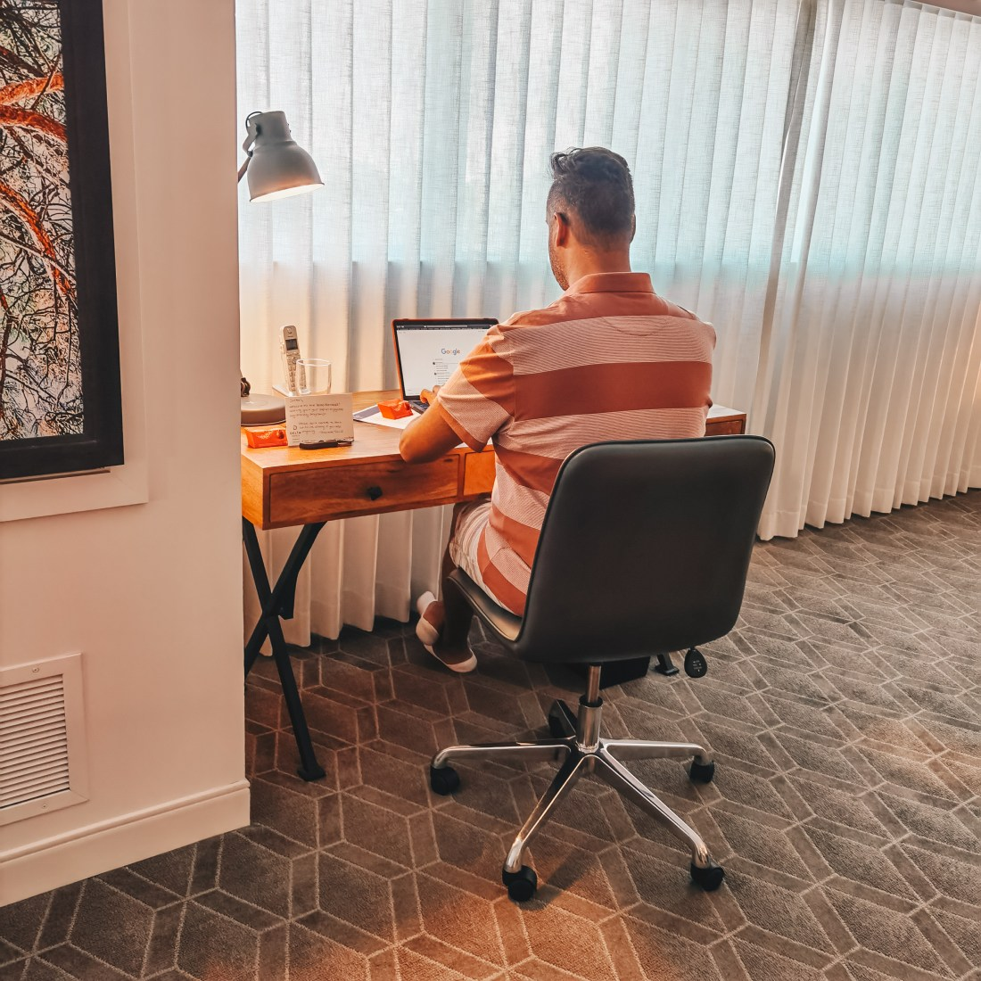 Delta Hotels by Marriott Kamloops - Working from the Hotel