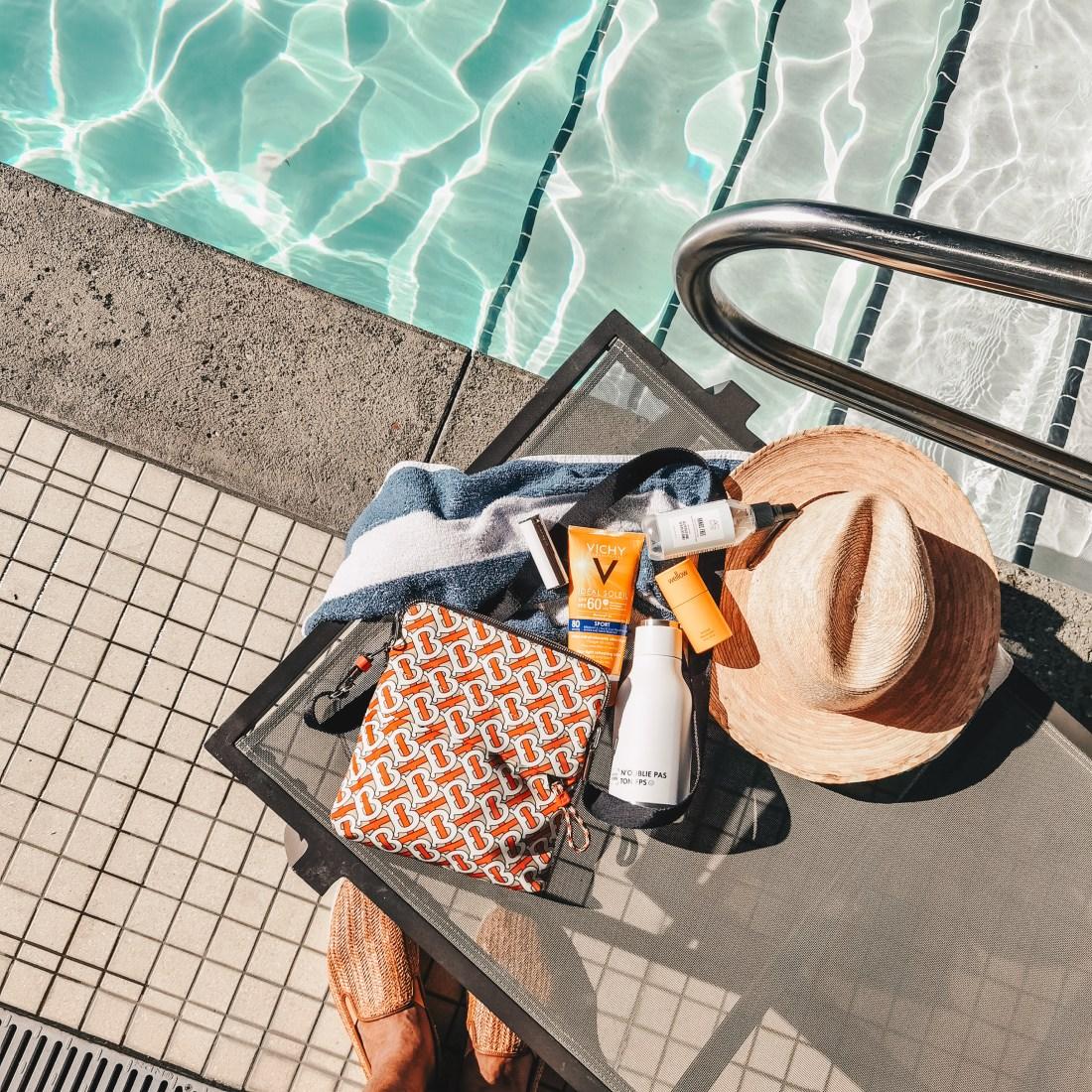 Delta Hotels by Marriott Kamloops - Cordo Kamloops - Poolside Essentials