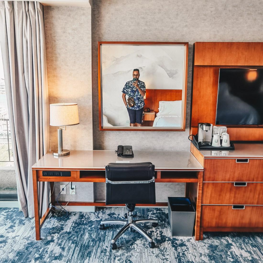 Westin Bayshore Vancouver Waterfront - Room Aesthetics