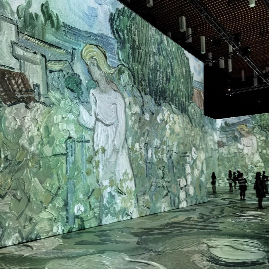 Interactive Immersive Van Gogh Exhibit Vancouver