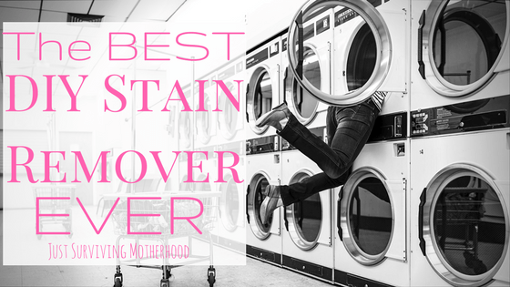 The Best DIY Stain Remover Ever
