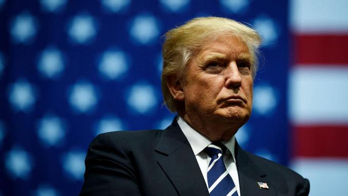 President Elect Trump in December 2016