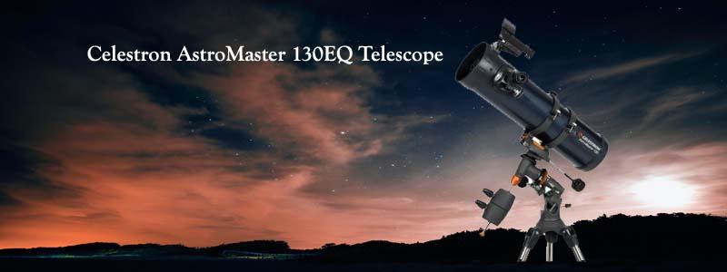 Celestron AstroMaster 130EQ Telescope Review
