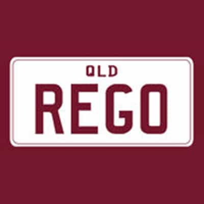 rego for trailers