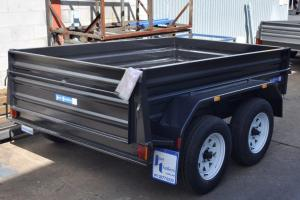 TANDEM HIGH SIDE TRAILER