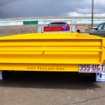 Tandem 2000Kg Council Construction Custom JUST TRAILERS ENGINEERING