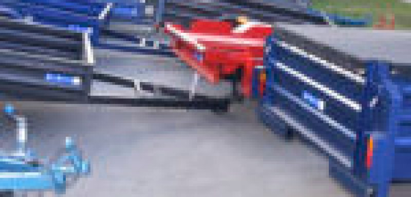 Stock Trailers all sizes & Colours JUST TRAILERS ROCKLEA