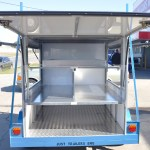 JUST TRAILERS DESIGNED CLUB TRAILER , Plenty of room for all your gear, ask for a quote today.