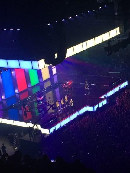 Bruno Mars live Berlin
