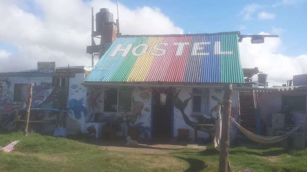 Hostel in Cabo Polonio