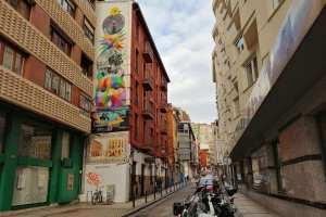 A street art tour of Santander