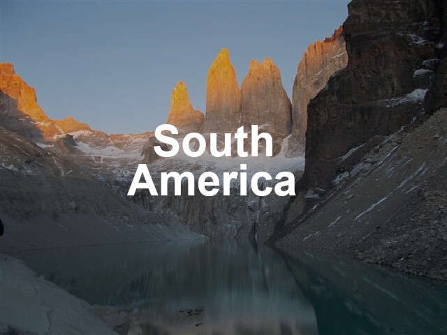 South America blog posts header
