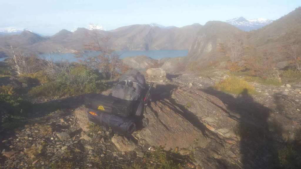 Backpacking in Torres del Paine