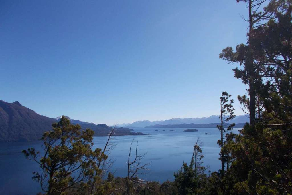View in Bariloche