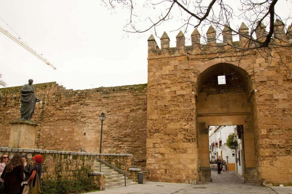 Puerta de Almodovar in Cordoba's Jewish Quarter