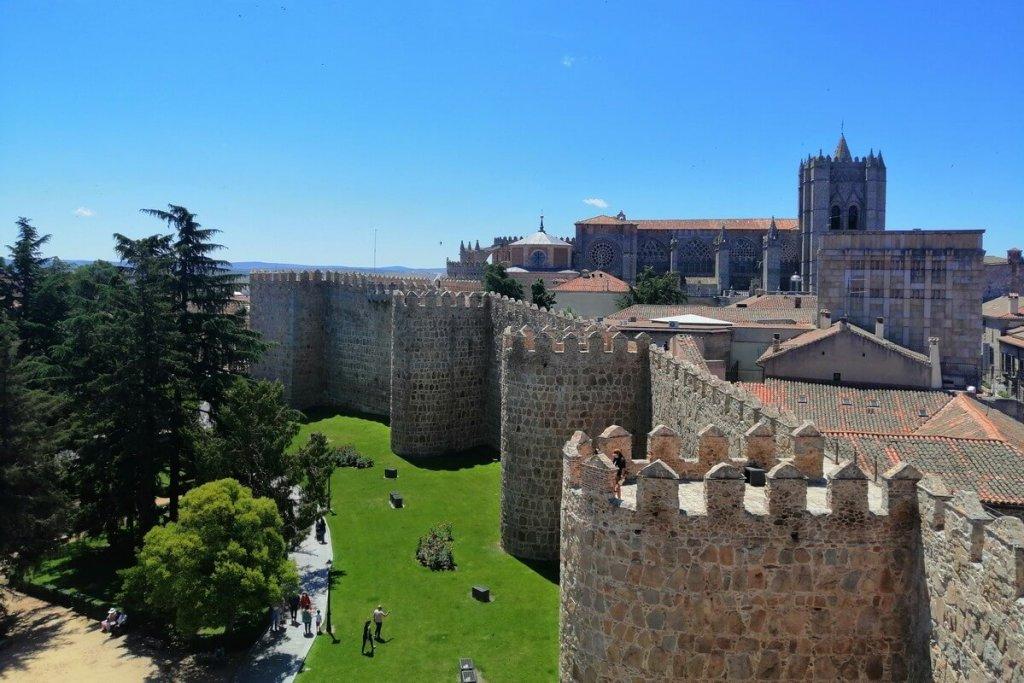 Day trips from Madrid Avila