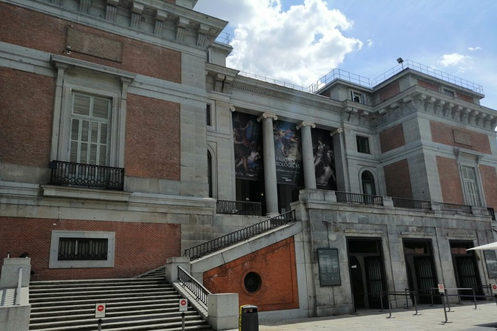 Museo del Prado in Madrid
