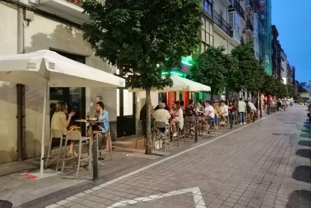 Calle Pena Herbosa, Santander