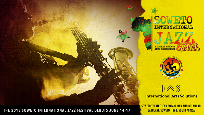 International Jazz Festival 14-17 2018
