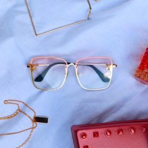 Biance sunglasses pink