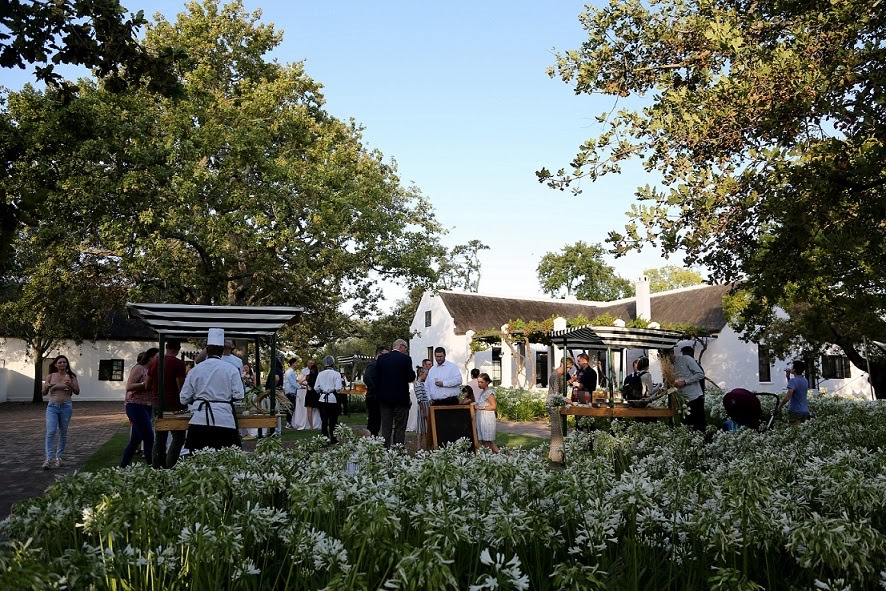Spier offers four mouth-watering ways to celebrate the festive season
