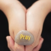 Sometimes We Just Need to Stop Talking and Pray…
