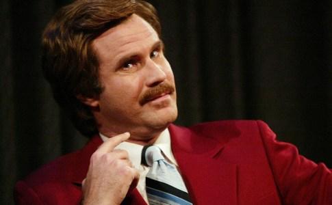 Anchorman: The Legend Of Ron Burgundy Q&A