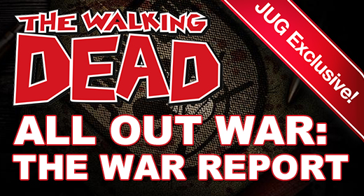 War Report Featured