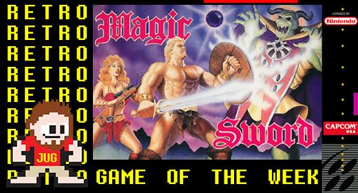 Magic Sword Featured