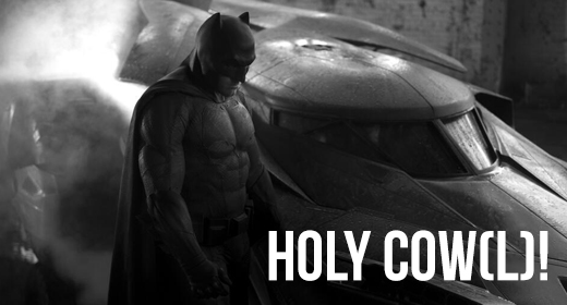Batman Reveal