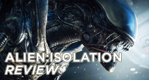 Alien:Isolation Review